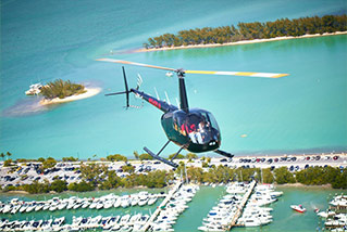 Everglades by Private Helicopter