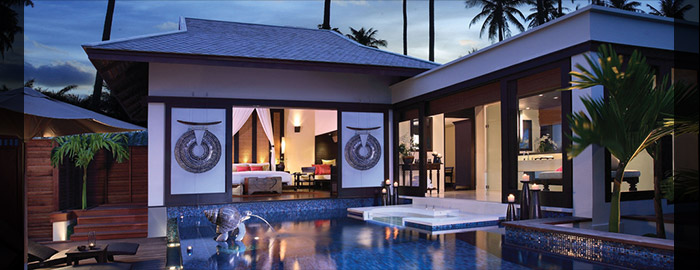Anantara Private Villas